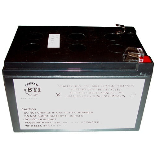Battery Technology Replacement Ups Battery For Apc Rbc4