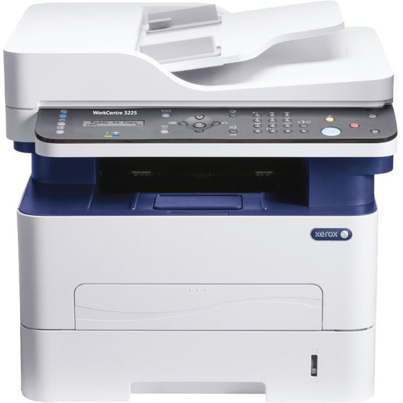 Xerox WorkCentre 3225DNI Laser Multifunction Printer - Monochrome