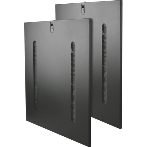 Tripp Lite 42U Rack Enclosure Cabinet Side Panels Cable Pass Through Slots ->  -> May Require Up to 5 Business Days to Ship -> May Require up to 5 Business Days to Ship - SystemsDirect.com