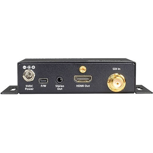 Black Box SDI to HDMI Scaler with Audio