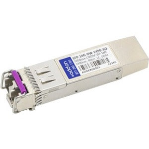 AddOn Arista Networks SFP-10G-DW-1490 Compatible TAA Compliant 10GBase-CWDM SFP+ Transceiver (SMF, 1490nm, 40km, LC, DOM)