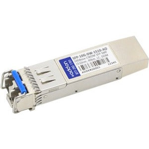 AddOn Arista Networks SFP-10G-DW-1510 Compatible TAA Compliant 10GBase-CWDM SFP+ Transceiver (SMF, 1510nm, 40km, LC, DOM)