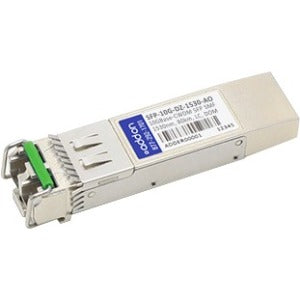 AddOn Arista Networks SFP-10G-DZ-1530 Compatible TAA Compliant 10GBase-CWDM SFP+ Transceiver (SMF, 1530nm, 80km, LC, DOM)