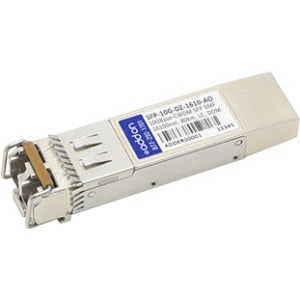 AddOn Arista Networks SFP-10G-DZ-1610 Compatible TAA Compliant 10GBase-CWDM SFP+ Transceiver (SMF, 1610nm, 80km, LC, DOM)