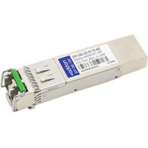 AddOn Arista Networks SFP-10G-DZ-55.75 Compatible TAA Compliant 10GBase-DWDM 100GHz SFP+ Transceiver (SMF, 1555.75nm, 80km, LC, DOM)