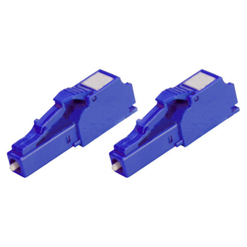 AddOn 2-Pack 1dB fixed Male to Female LC-UPC SMF OS1 Simplex fiber Attenuator