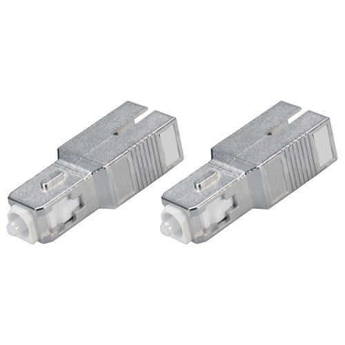 AddOn 2-Pack 1dB fixed Male to Female SC-UPC SMF OS1 Simplex fiber Attenuator
