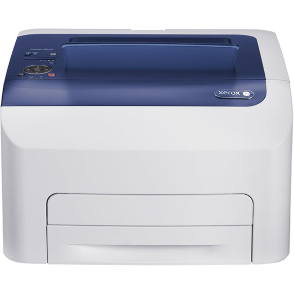 Xerox Phaser 6022-NI LED Printer - Color - 1200 x 2400 dpi Print - Plain Paper Print - Desktop