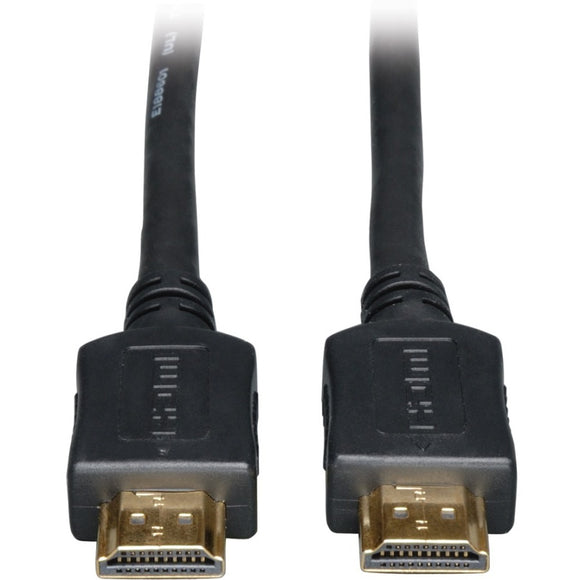 Tripp Lite High Speed HDMI Cable Ultra HD 1080p Digital Video with Audio (M-M) Black 30ft