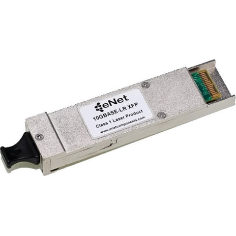 Alcatel-Lucent Compatible XFP-10G-LR - Functionally Identical 10GBASE-LR XFP 1310nm Duplex LC Connector