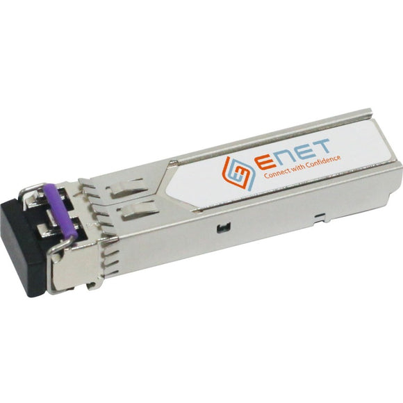 Cisco Compatible CWDM-SFP-1490 - Functionally Identical 1000BASE-CWDM SFP 1490nm 80km Duplex LC Connector