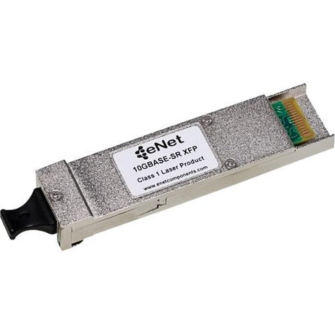 Juniper Compatible XFP-10G-S - Functionally Identical 10GBASE-SR XFP 850nm Duplex LC Connector