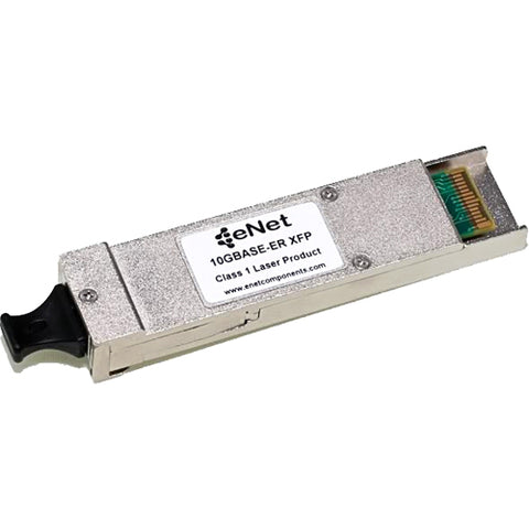3Com Compatible 3CXFP96 - Functionally Identical 10GBASE-ER XFP 1550nm Duplex LC Connector