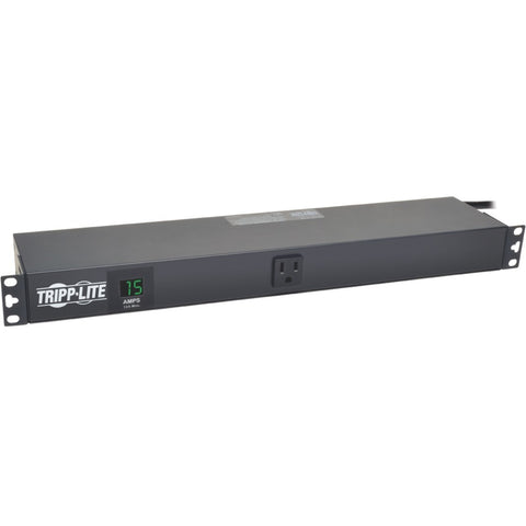Tripp Lite Pdu Metered 120v 15a 5-15r 13 Outlet 5-15p Horizontal 1urm -> May Require up to 5 Business Days to Ship