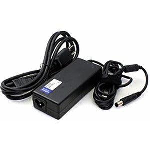 AddOn Dell 469-4033 Compatible 90W 19.5V at 4.62A Laptop Power Adapter and Cable