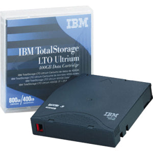 Ibm Storage Media Ibm Total Storage Lto Ultrium X 1 - 1 X Lto Ultrium 400 Gb - 800 Gb - Ultrium 3