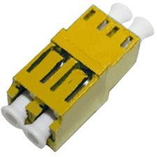 AddOn LC Female to LC Female MMF Duplex Fiber Optic Adapter