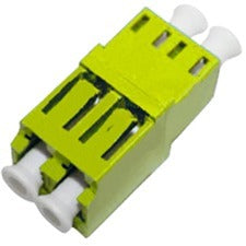 AddOn LC Female to LC Female SMF Duplex Fiber Optic Adapter