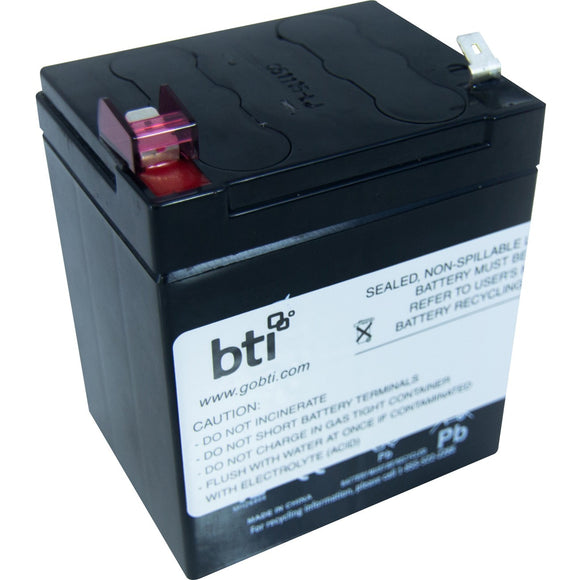 Battery Technology Replacement Maintenance-free, Sealed Lead Acid Ups Battery Kit For Apc Be350; Re