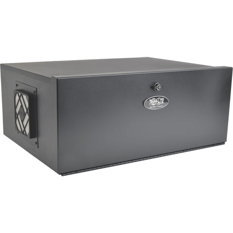 Tripp Lite 5U Security DVR Lockbox Rack Enclosure 60lb Capacity Black -> May Require up to 5 Business Days to Ship