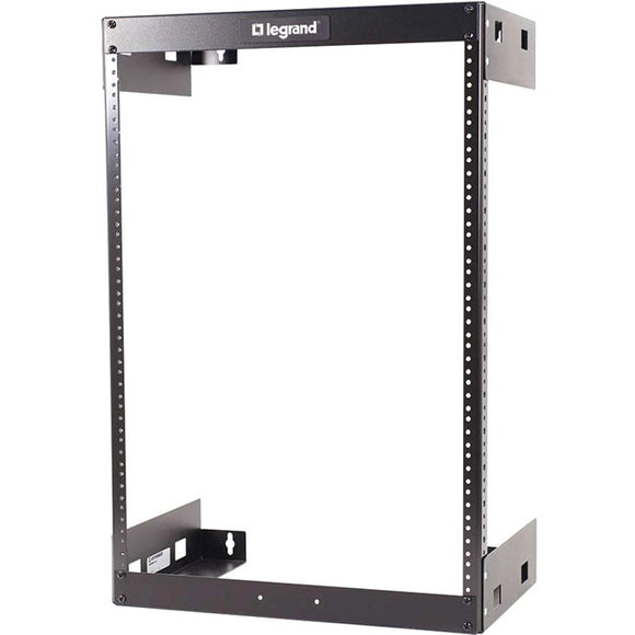 Legrand 30u Wall Mount Open Frame Rack - 12in Deep