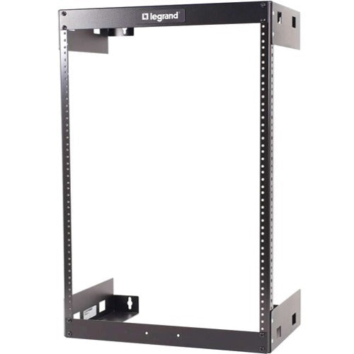 Legrand 15u Wall Mount Open Frame Rack - 18in Deep
