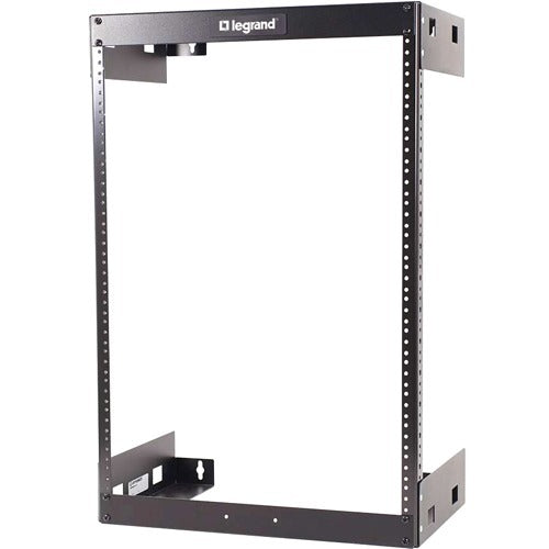 C2G 30U Wall Mount Open Frame Rack - 18in Deep (TAA Compliant)