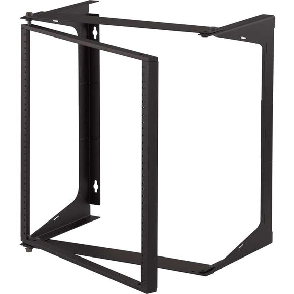 Legrand 11u Swing Out Wall Mount Open Frame Rack - 18in Deep