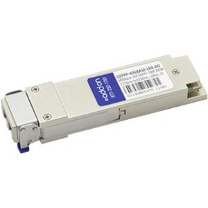AddOn Juniper Networks QSFPP-40GBASE-LR4 Compatible TAA Compliant 40GBase-LR4 QSFP+ Transceiver (SMF, 1270nm to 1330nm, 10km, LC, DOM)