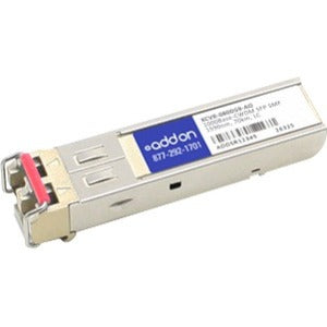 AddOn Ciena XCVR-080D59 Compatible TAA Compliant 1000Base-CWDM SFP Transceiver (SMF, 1590nm, 70km, LC)