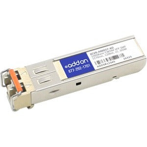 AddOn Ciena XCVR-A00D57 Compatible TAA Compliant 1000Base-CWDM SFP Transceiver (SMF, 1570nm, 120km, LC, DOM) - SystemsDirect.com