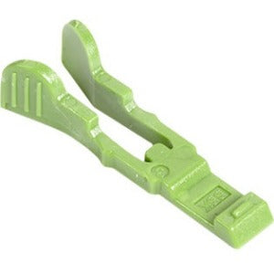 Black Box Locking Pin - Green, 25-Pack