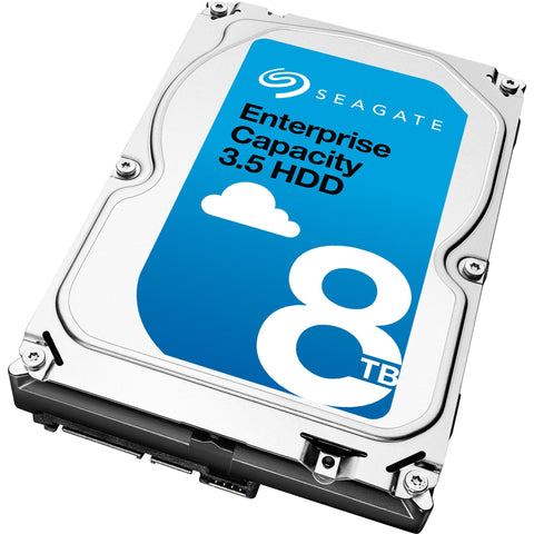 "Seagate ST8000NM0075 8 TB Hard Drive - SAS (12Gb-s SAS) - 3.5"" Drive - Internal"