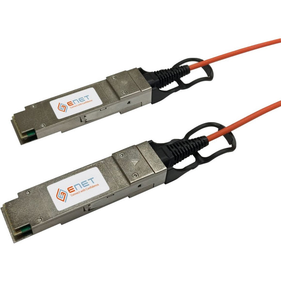 Cisco Compatible QSFP-H40G-AOC7M Functionally Identical 40GBASE-AOC QSFP+ Active Optical Cable Assembly 7 Meter