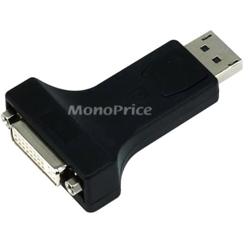 Monoprice, Inc. Dp Male To Dvi-d (f) Adpt (single-link)