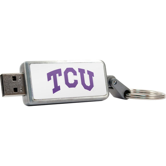 Centon 16GB Keychain V2 USB 2.0 Texas Christian University