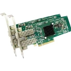 AddOn Intel I350F4 Comparable 1Gbs Quad SFP Port Network Interface Card with 4 1000Base-SX SFP Transceivers