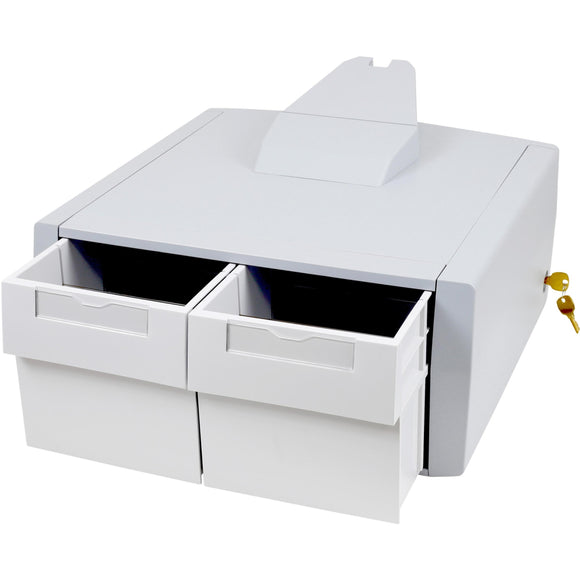 Ergotron SV Primary Storage Drawer, Double Tall