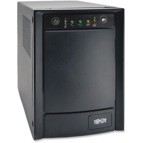 Tripp Lite UPS Smart 1500VA 900W Tower Pure Sine Wave AVR USB DB9 -> May Require up to 5 Business Days to Ship