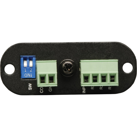 Tripp Lite UPS Internal Contact Closure Management Accessory Card 3 Relay I-O Mini-Module