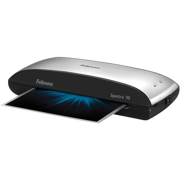Fellowes Spectra'Ñ¢ 95 Laminator with Pouch Starter Kit