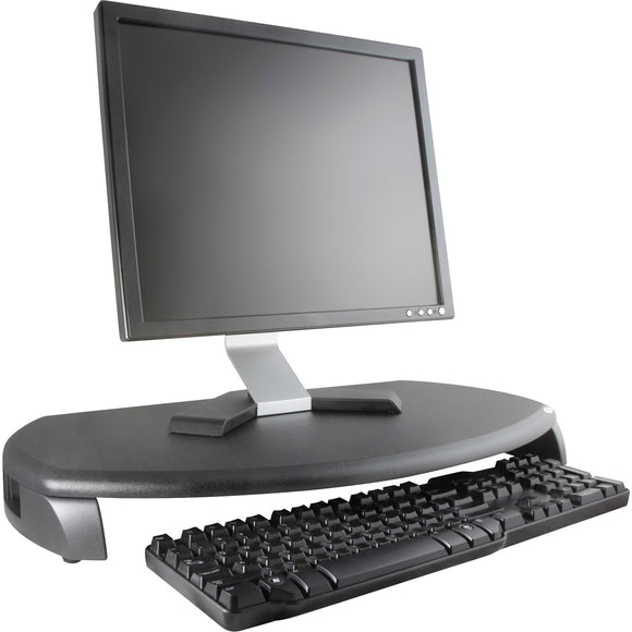 Kantek CRT-LCD Stand with Keyboard Storage