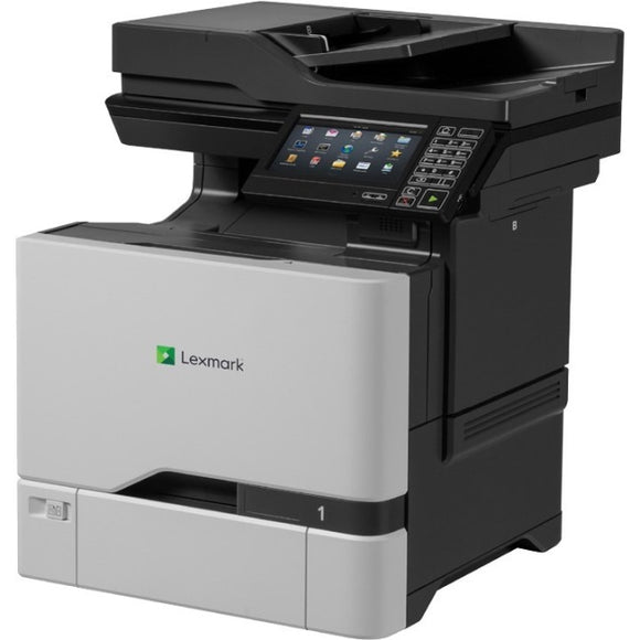 Lexmark CX725 CX725de Laser Multifunction Printer - Color