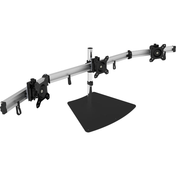 SIIG Easy-Adjust Triple Monitor Desk Stand - 13