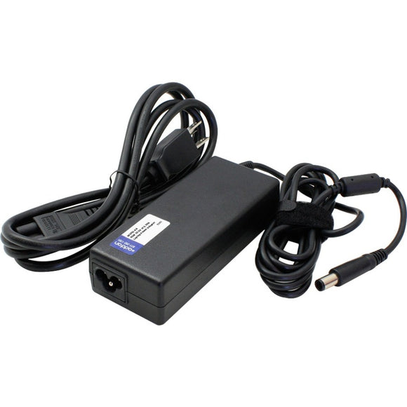 AddOn Dell M1P9J Compatible 65W 19.5V at 3.34A Laptop Power Adapter and Cable