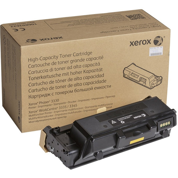Genuine Xerox High-capacity Toner Cartridge For The Phaser 3330-workcentre 3335-