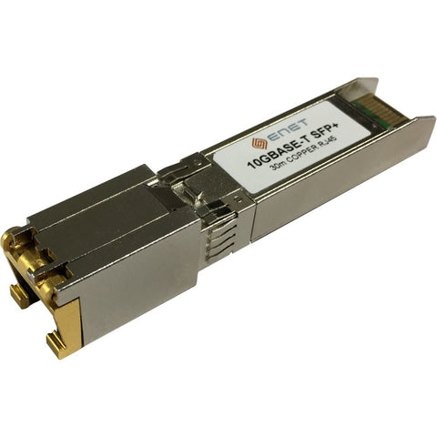Cisco Compatible SFP-10G-T - Functionally Identical 10GBASE-T Copper SFP+ for Cat6A-Cat7 RJ-45 30m Max