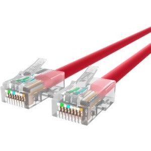 Belkin CAT6 Ethernet Patch Cable, RJ45, M-M A3L980-10-RED