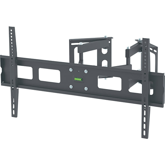 Manhattan - Strategic Manhattan Universal Lcd Full-motion Corner Wall Mount Holds On Flat-panel Tv 37