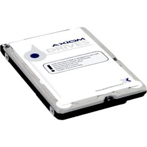 Axiom 1.8tb 12gb-s Sas 10k Rpm Sff 2.5-inch Enterprise Bare Hdd 128mb Cache